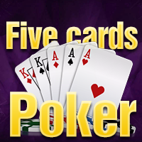 Five Card Poker High Definition